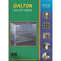Pallet Mesh Stocky 2