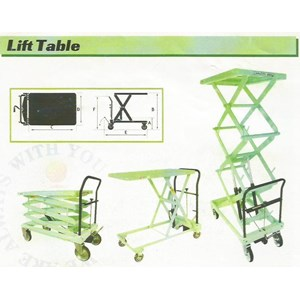 Lift Table LT - H 1000 -12EC