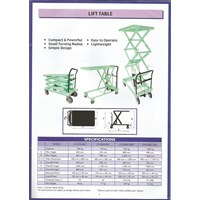 Jual Lift Table LT-H550-9EC