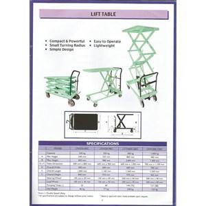 Lift Table LT-H550-9EC