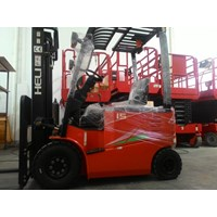 Forklift Battery HELI