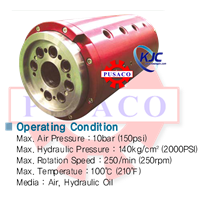 Rotary Joint Series OR6200 1