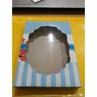 Distributor Kotak Karton Box Souvenir Uk. 16 x 12 x 2 3