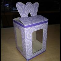 Box Souvenir Ukuran 5 X 5 X 7