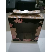 kotak souvenir Berbahan Kertas Uk. p. 10 x l. 5 x t. 10