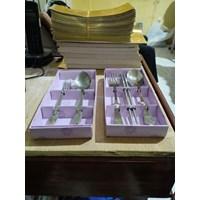 Kotak Souvenir Sendok Garpu Uk. 21 x 9.5 x 2.7