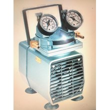 Alat Ukur dan Instrument Vacuum Pump Laboratorium