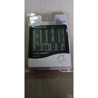 Jual Termometer Ruangan Thermohygro HTC