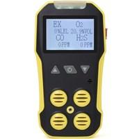 Jual Portabel Multi GAs Detektor Alat Ukur Tekanan Gas