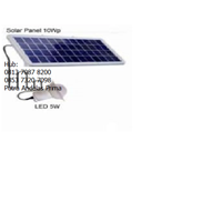 Lampu Solar Cell Tanaga Surya