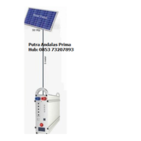 Lampu Solar Cell Home