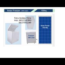 LAMPU SOLAR CELL FREEZER TENAGA SURYA
