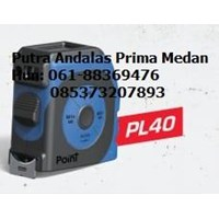 Dari Meteran Laser  Digital Tape Measure Point 0