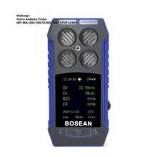 BH-4S Gas Detector Alat Ukur Tekanan Gas