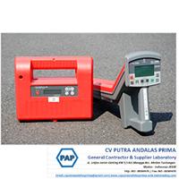Fuji Metal Pipe and Cable Locator PL 2000 Detektor Kebocoran Air