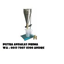 Flow Cone Apparatus