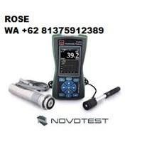 Combined Hardness Tester NOVOTEST T UD3