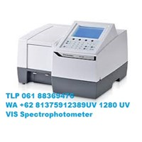 UV 1280 UV VIS Spectrophotometer