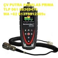 MachineryMate™ 800 operating guide Handheld vibration meter