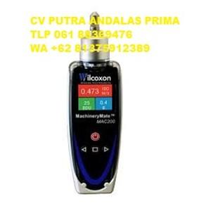 MachineryMate™ handheld vibration meter Model MAC200