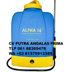 SPRAYER ELEKTRIK ALPHA 16