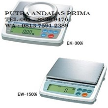 EK-i/EW-i Series Compact Balances