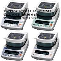 MS-70 / MX-50 / MF-50 / ML-50 Moisture Analyzers