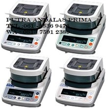 MS-70 / MX-50 / MF-50 / ML-50 Moisture Analyzers