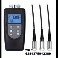 GAOTek 3 Channel Vibration Meter (High Quality Accelerometer)