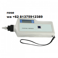 Vibration Meter with Latch Function (Data Retention )