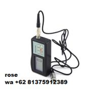 Piezoelectric Accelerometer Vibration Meter (Light Weight)