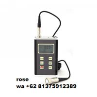 3-Axis Piezoelectric Accelerometer Vibration Meter