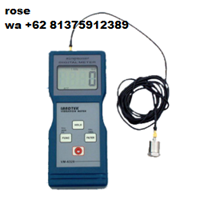 Vibration Meter With High Accuracy (Accurate Measurements)