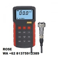 GAOTek Vibration Meter With Data Storage (Auto Power Off)