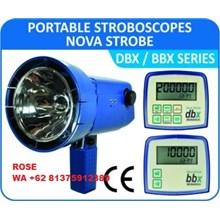 Portable Stroboscopes Nova Strobe DBX/ BBX series
