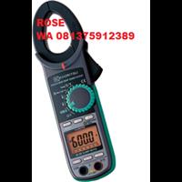 AC/DC Digital Clamp Meters KEW 2055