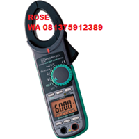 AC/DC Digital Clamp Meters KEW 2056R