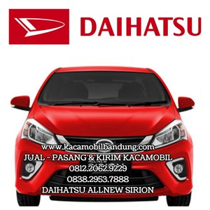 Kaca Mobil Daihatsu Allnew Sirion