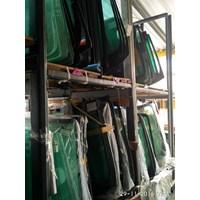 Kaca Mobil Kia Rio Taxi 1