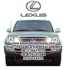 Kaca Mobil Lexus LX470