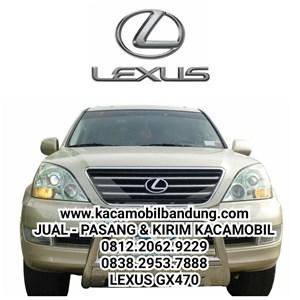 Kaca Mobil Lexus Gx470