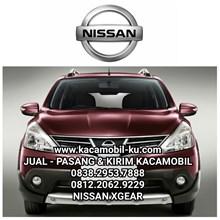 Kaca Mobil Nissan Xgear