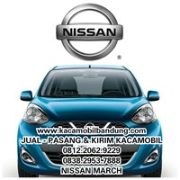Kaca Mobil Nissan March 1