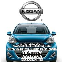 Kaca Mobil Nissan March