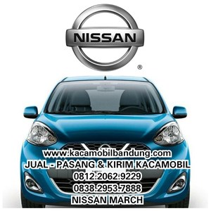 Kaca Mobil Nissan March