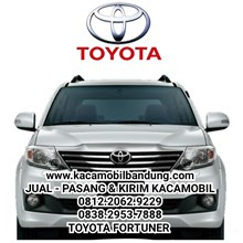 Kaca Mobil Toyota Fortuner