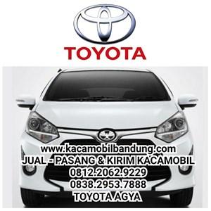 Kaca Mobil Toyota Agya kacamobil