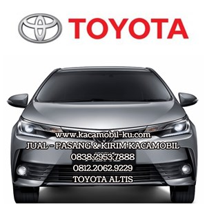 Kaca Mobil Toyota rush kacamobil