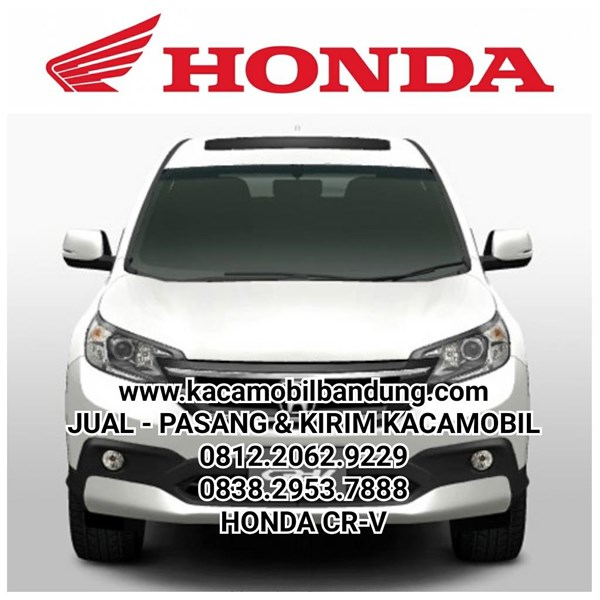 honda crv car glass