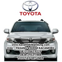 toyota fortuner car glass